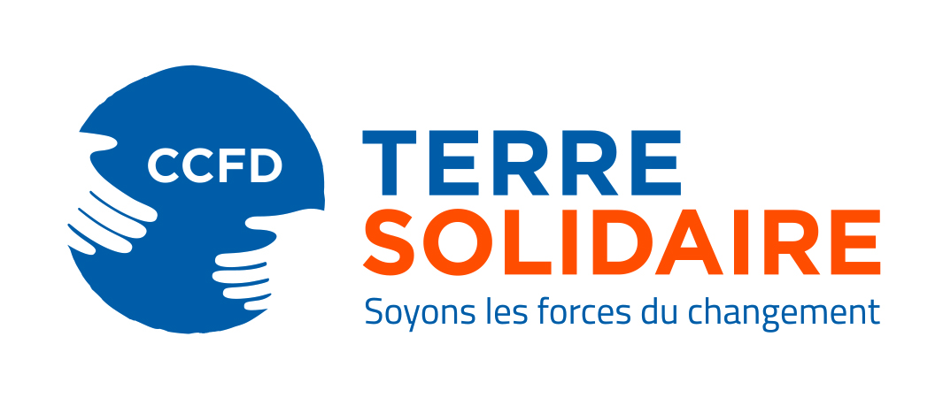 Logo de l'association CCFD Terre Solidaire
