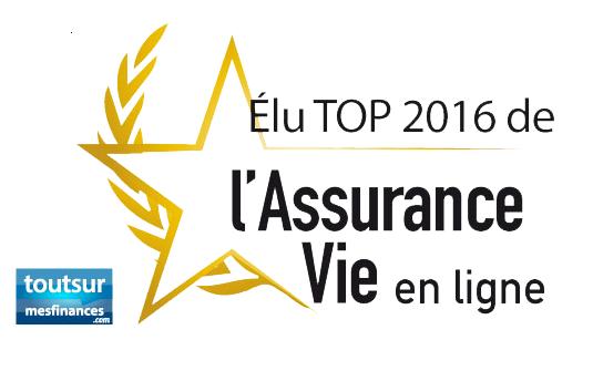 Top assurance vie 2016
