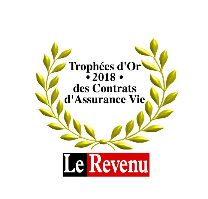 Trophées d'Or 2018