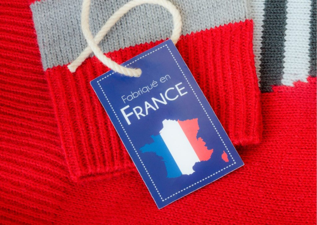 Labels made in france