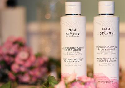 Entretien avec la fondatrice de NA&T STORY, marque de cosmétiques naturels venus d'Aix-en-Provence