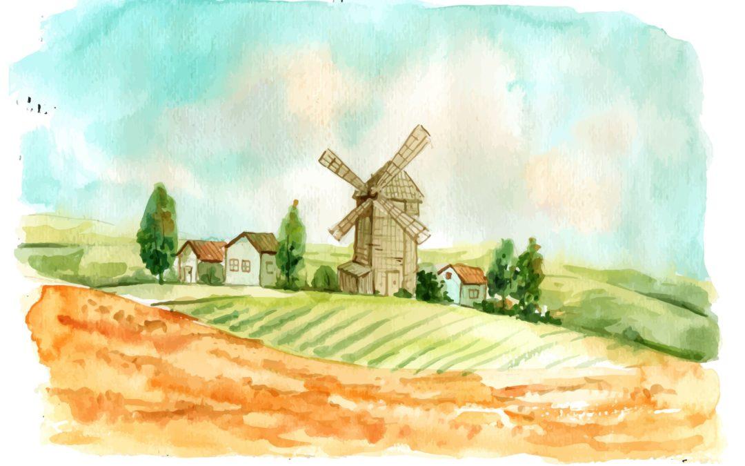 D'un sol aride à fertile grâce à la permaculture : l'exploit de la ferme Apricot Lane