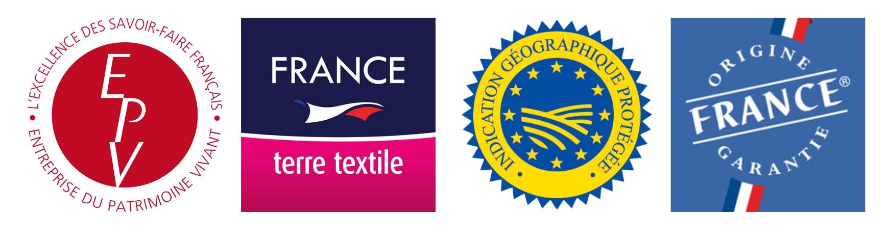 labels made in france garantis